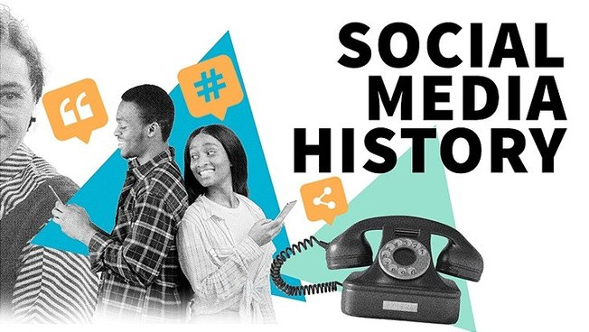 """""""SocialMediaHistory – Geschichte auf Instagram und TikTok"""""""