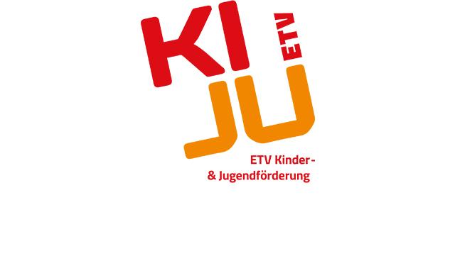 Logo der ETV Kinder- und Jugendförderung