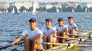 Men's four on the Alster