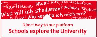 Banner Portal Schule & Universität
