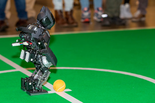 RoboCup im ESA-West