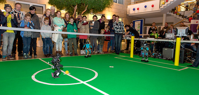 RoboCup im ESA-West