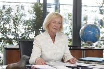 Federal Minister of Education and Research Prof. Johanna Wanka