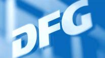 Das Logo der Deutschen Forschungsgemeinschaft (DFG)