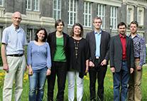 Das Team vom Institut für Katholsiche Theologie