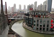 Die 1933 Art Zone ist ein bekanntes Kreativzentrum in Shanghai