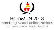 Logo HamMUN 2013