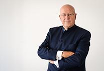 Prof. Dr. Dieter Lenzen, Präsident der Universität Hamburg