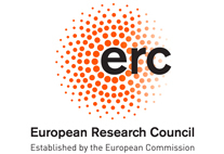 Das Logo des European Research Council (ERC)