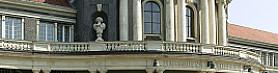 Bild vom Hauptgebäude der Universität