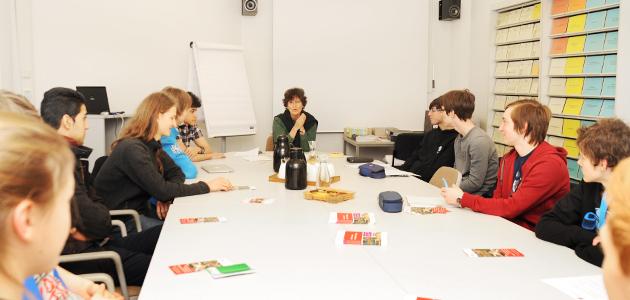 Gruppenberatung für Studieninteressierte an der Universität Hamburg