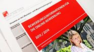 Bewerbungsunterlagen der Uni Hamburg