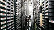 Server des Rechenzentrums