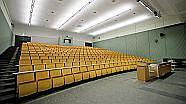 Blick in den Hörsaal