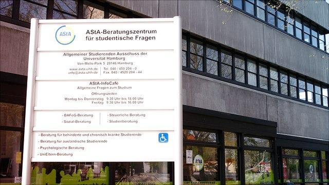 Logo des AStA