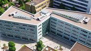 Luftaufnahme vom Zentrum für Marine- und Atmosphärische Wissenschaften (ZMAW)