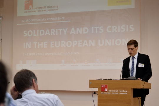 European Solidarity Conference 2016