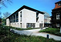 Flügelbau West des Hauptgebäudes der Universität Hamburg