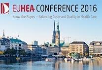 Die EuHEA Conference 2016 findet in Hamburg statt.