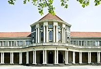 Main Building of Universität Hamburg