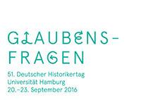 Logo des 51. Deutschen Historikertages
