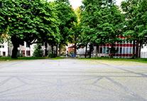 Synagogenmonument Joseph-Carlebach-Platz