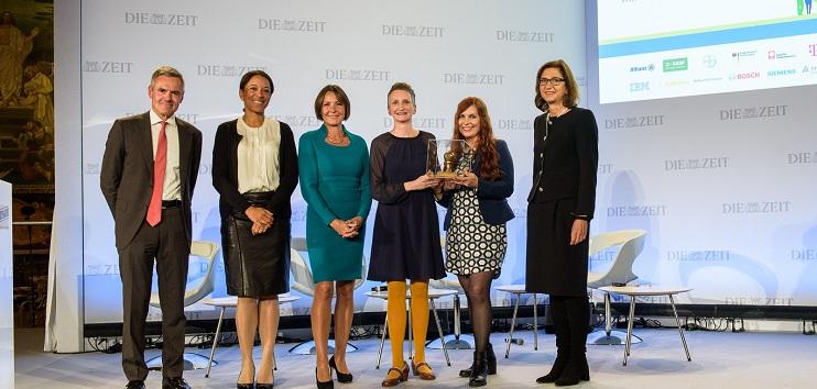 Chefsache-Award PreisträgerInnen