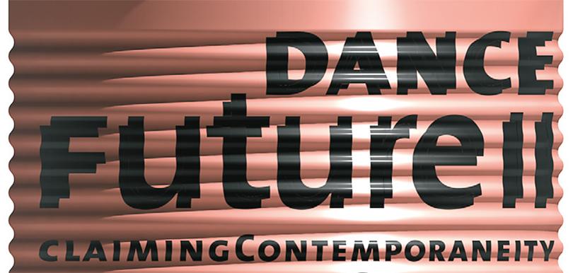 Schriftzug Dance Future 2