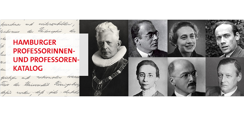 Hamburger Professorinnen- und  Professorenkatalog wird freigeschaltet