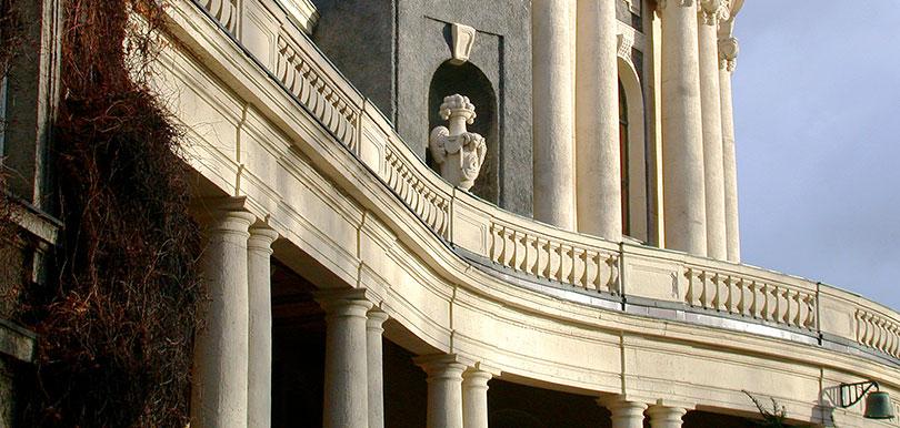 Hauptgebäude der Universität Hamburg