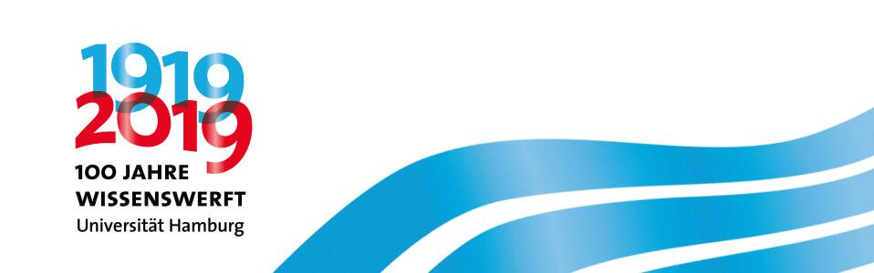 Jubiläums-Logo und Welle