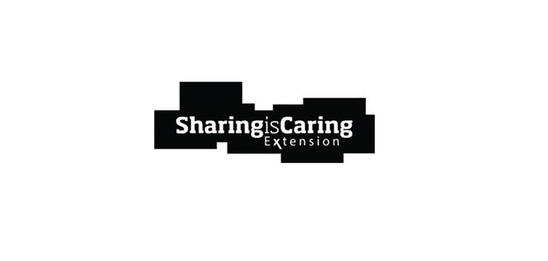 Conference logo: Sharing is Caring