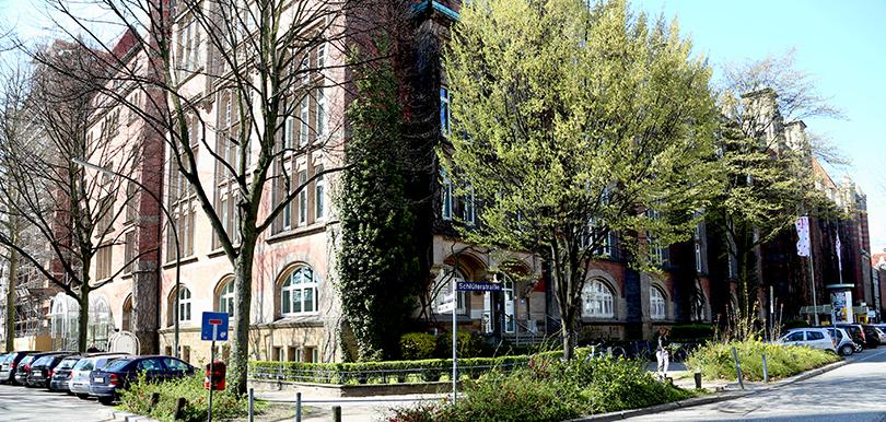 Ansicht des Gebäudes Schlüterstraße 51