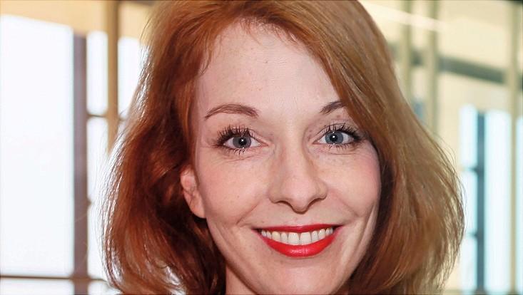 Chefredakteurin von Spiegel Online und UHH-Alumna Barbara Hans