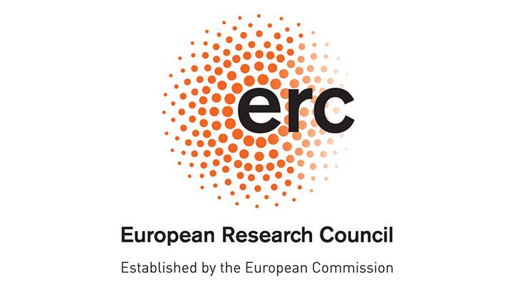 Logo des ERC