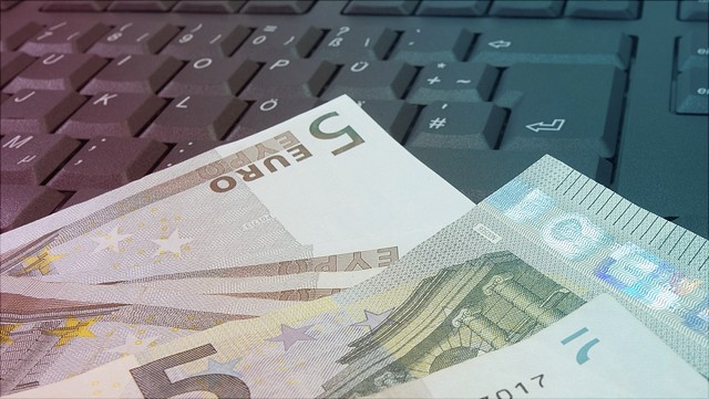 geld-tastatur