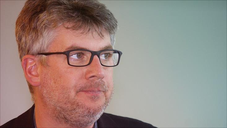 Historiker Prof. Dr. Christoph Dartmann