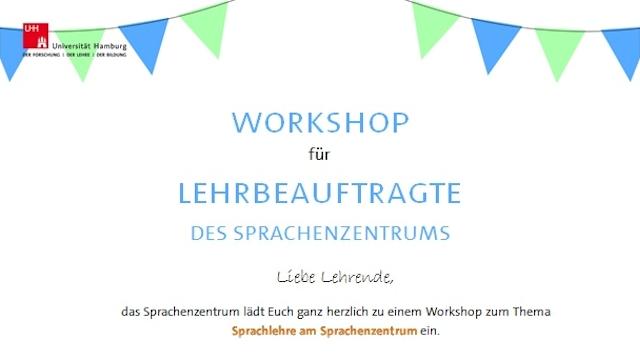 Workshop für Lehrbeauftragte