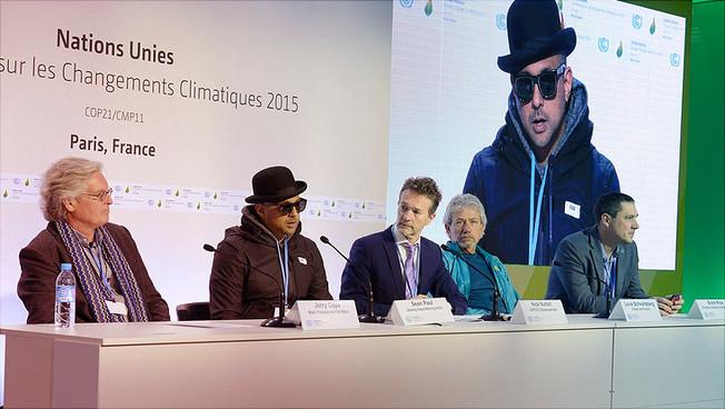 Teilnehmer PK COP21