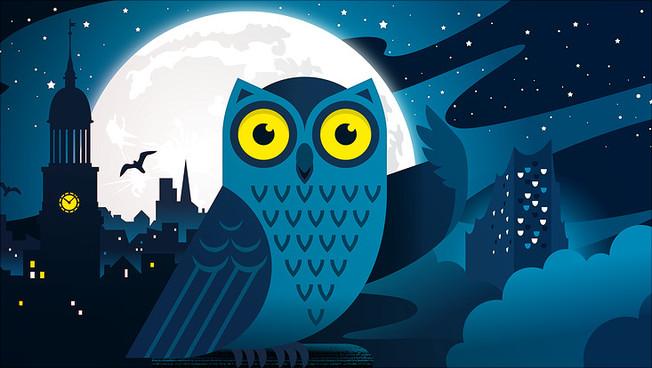 Am 4. November 2017 findet in Hamburg die Nacht des Wissens