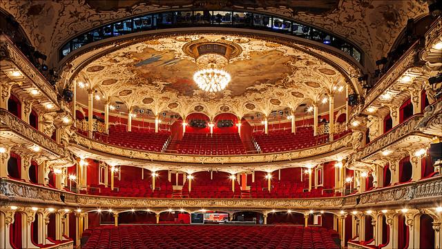 Deutsches Schauspielhaus Hamburg innen