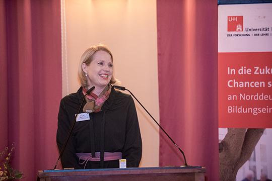 Vize-Präsidentin Prof. Dr. Jetta Frost, Universität Hamburg