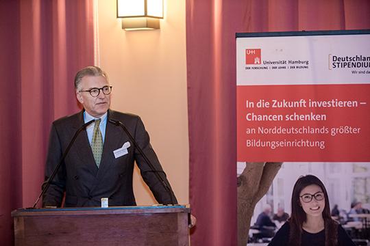 Grußwort von Dr. Henneke Lütgerath, Joachim Herz Stiftung