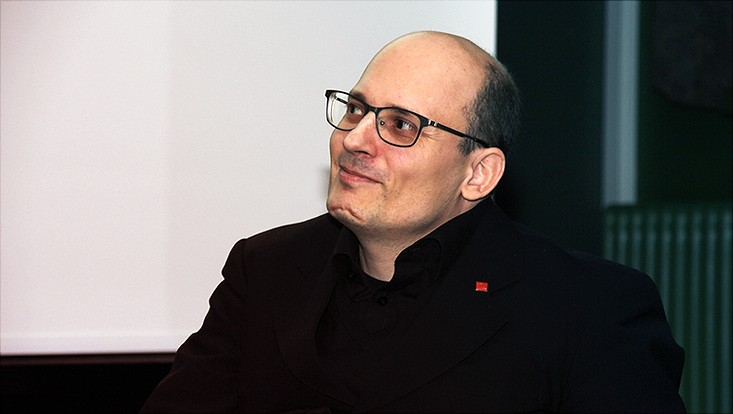 Preisträger Dr. Sascha Hokamp