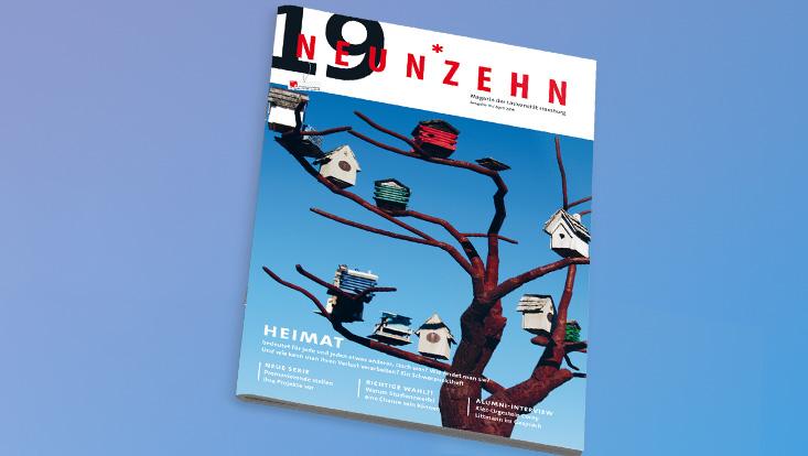 Titelbild 19NEUNZEHN Ausgabe 10