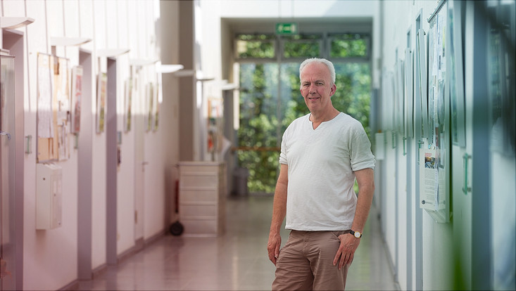 Prof. Dr. Jan van der Putten