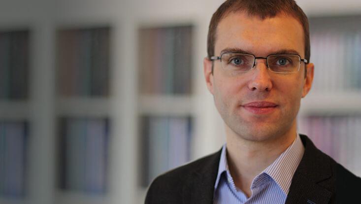 Portrait von Prof. Dr. Clemens Wöllner