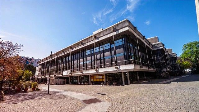 Staats- und Universitätsbibliothek (SUB)