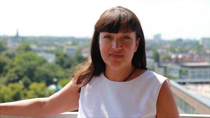 Porträt von Dr. Elke Fischer