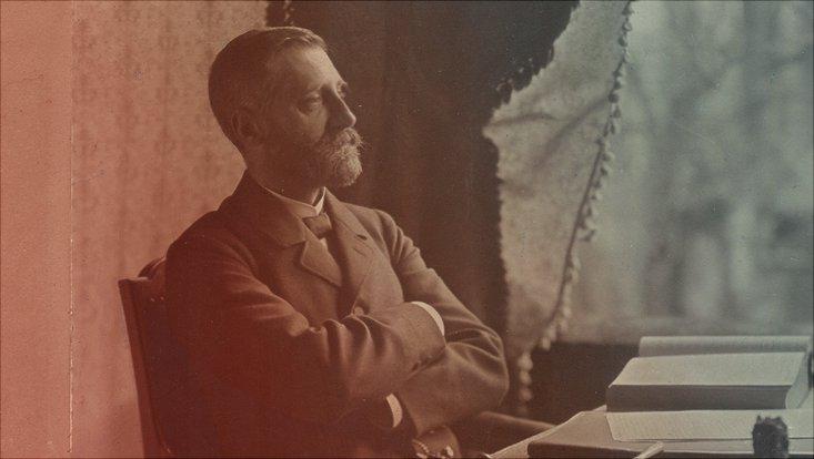 Werner von Melle 1899